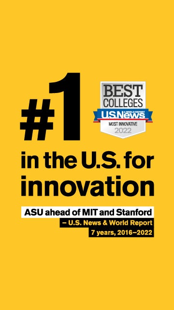 #1 in the U.S. for innovation (2016-2022)