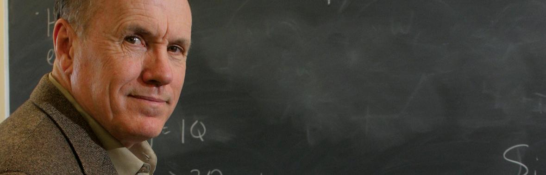Edward Prescott, ASU professor and 2001 Nobel laureate