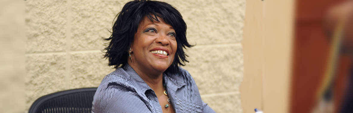 Rita Dove, former ASU Professor and 1987 Pulitzer Prize Winner