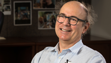 Frank Wilczek, ASU Professor and 2002 MacArthur Fellow and 2004 Nobel