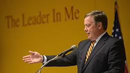 Michael Crow an innovative thinker