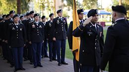 ASU a military friendly school