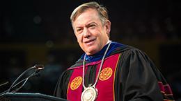 Crow Innovative College President